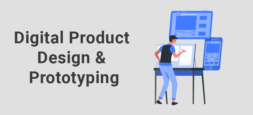 Digital Product Design and Prototyping